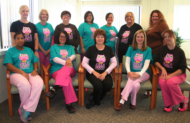 Oncology and Infusion Center Team Chemotherapy